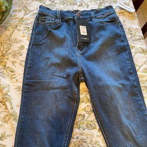 FASHION NOVA Stay Classic High Waist Skinny Jeans